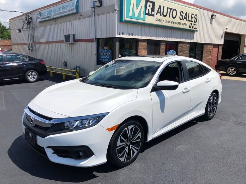 2018 Honda Civic for sale at MR Auto Sales Inc. in Eastlake OH