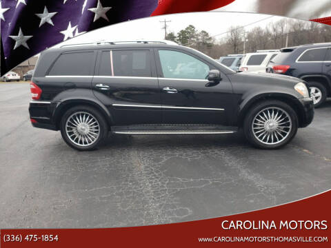 2011 Mercedes-Benz GL-Class for sale at CAROLINA MOTORS in Thomasville NC