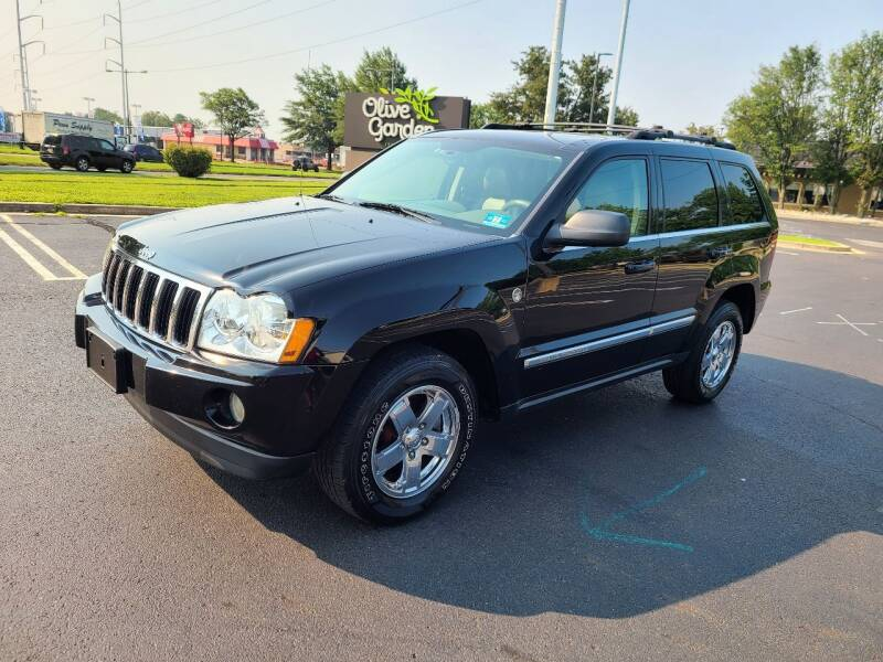 2005 Jeep Grand Cherokee for sale at Professionals Auto Sales in Philadelphia PA