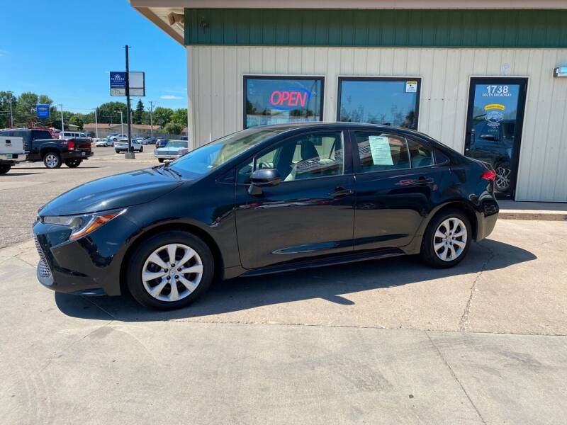 2020 Toyota Corolla for sale at Murphy Motors Next To New Minot in Minot ND