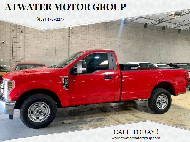 2018 Ford F-250 Super Duty for sale at Atwater Motor Group in Phoenix AZ
