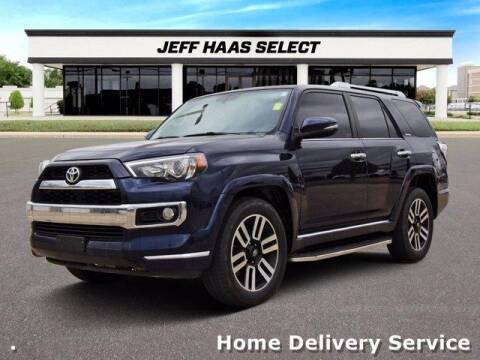 2018 Toyota 4Runner for sale at JEFF HAAS MAZDA in Houston TX
