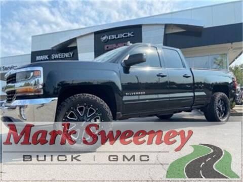 2017 Chevrolet Silverado 1500 for sale at Mark Sweeney Buick GMC in Cincinnati OH