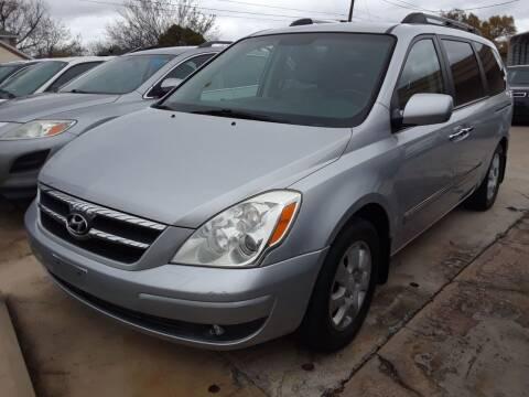 2008 Hyundai Entourage for sale at Auto Haus Imports in Grand Prairie TX