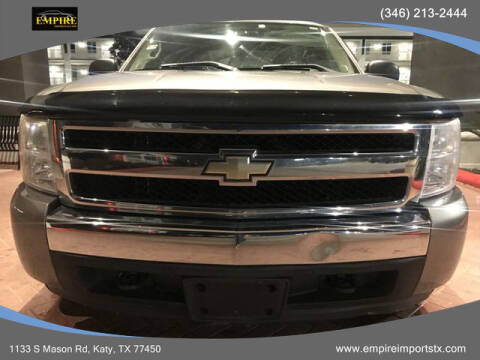 2007 Chevrolet Silverado 1500 for sale at EMPIREIMPORTSTX.COM in Katy TX
