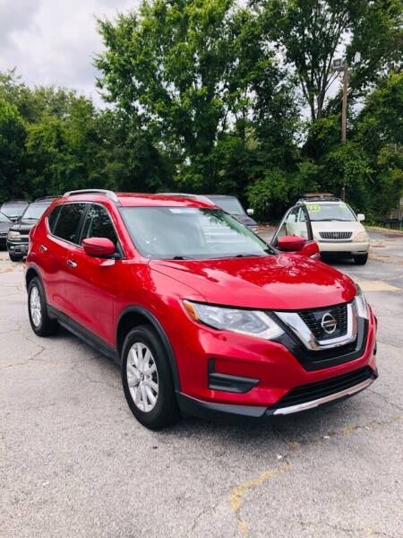 2017 Nissan Rogue for sale at Capital Car Sales of Columbia in Columbia SC