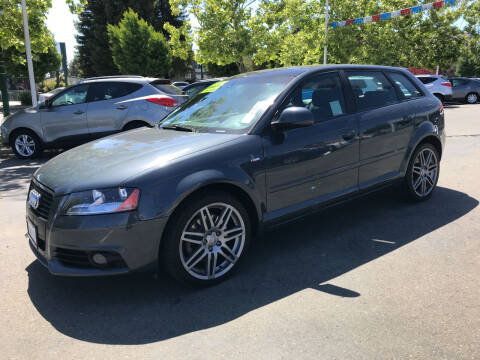 2009 Audi A3 for sale at Autos Wholesale in Hayward CA