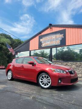 2011 Lexus CT 200h for sale at Harborcreek Auto Gallery in Harborcreek PA
