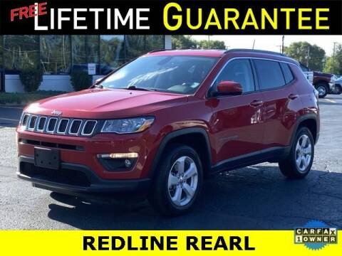 2018 Jeep Compass for sale at Vicksburg Chrysler Dodge Jeep Ram in Vicksburg MI