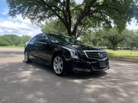2013 Cadillac ATS for sale at 210 Auto Center in San Antonio TX