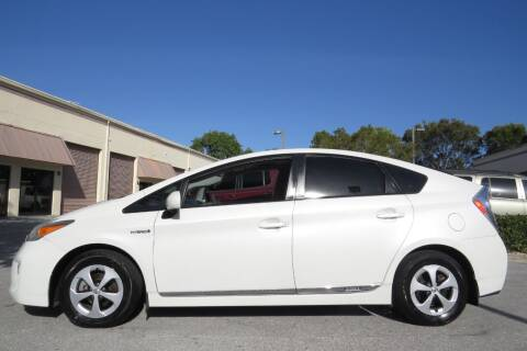 2012 Toyota Prius for sale at Love's Auto Group in Boynton Beach FL