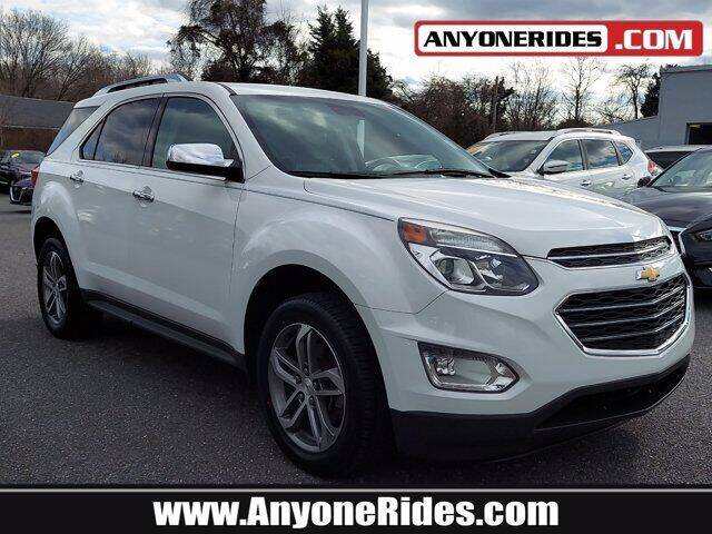2017 Chevrolet Equinox for sale at ANYONERIDES.COM in Kingsville MD