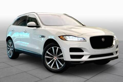 2018 Jaguar F-PACE for sale at CU Carfinders in Norcross GA