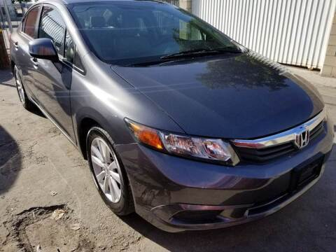 2012 Honda Civic for sale at Ournextcar/Ramirez Auto Sales in Downey CA