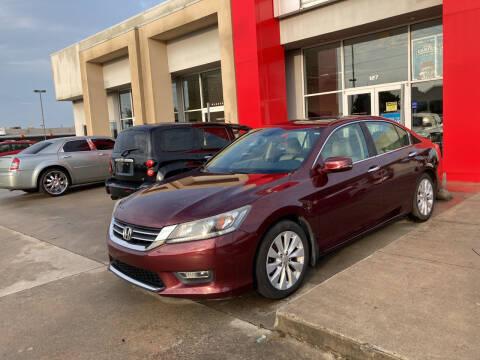 2013 Honda Accord for sale at Thumbs Up Motors in Warner Robins GA