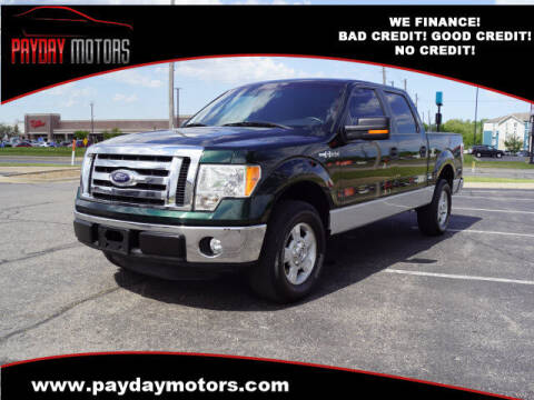 2012 Ford F-150 for sale at Payday Motors in Wichita KS