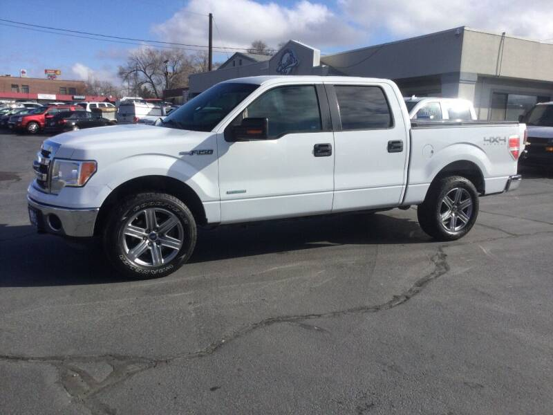 2014 Ford F-150 for sale at Beutler Auto Sales in Clearfield UT