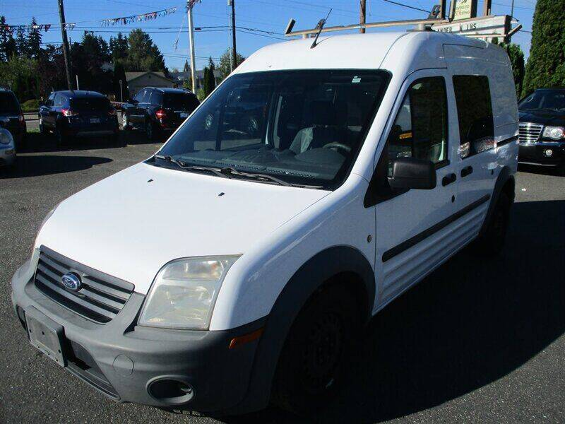 2010 Ford Transit Connect for sale at GMA Of Everett in Everett WA