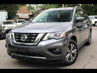 2018 Nissan Pathfinder for sale at Rockland Automall - Rockland Motors in West Nyack NY