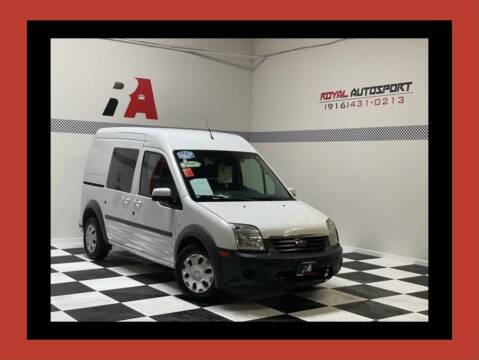 2012 Ford Transit Connect for sale at Royal AutoSport in Sacramento CA