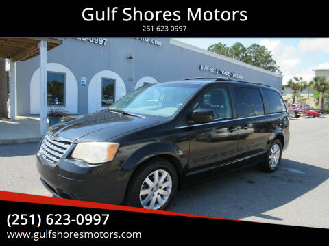 2008 Chrysler Town and Country for sale at Gulf Shores Motors in Gulf Shores AL