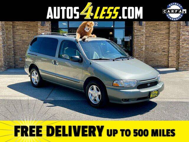 1999 Nissan Quest for sale in Puyallup, WA