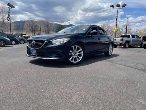 2015 Mazda MAZDA6 for sale at Lakeside Auto Brokers in Colorado Springs CO