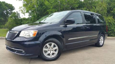 2011 Chrysler Town and Country for sale at Houston Auto Preowned in Houston TX