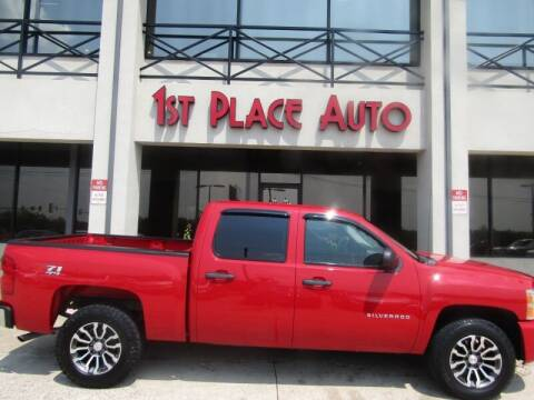 2010 Chevrolet Silverado 1500 for sale at First Place Auto Ctr Inc in Watauga TX