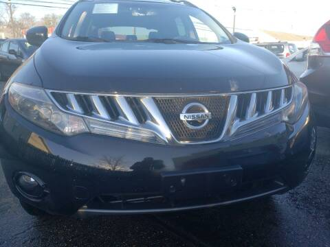 2009 Nissan Murano for sale at RMB Auto Sales Corp in Copiague NY