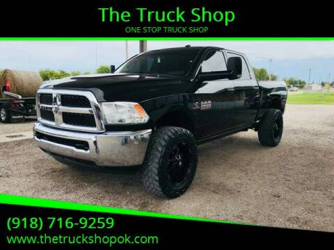 2015 RAM Ram Pickup 2500 for sale at The Truck Shop in Okemah OK