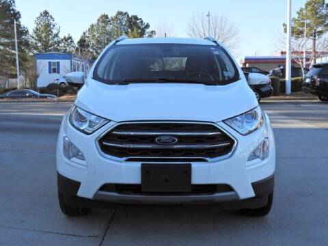 2020 Ford EcoSport for sale at Auto Finance of Raleigh in Raleigh NC