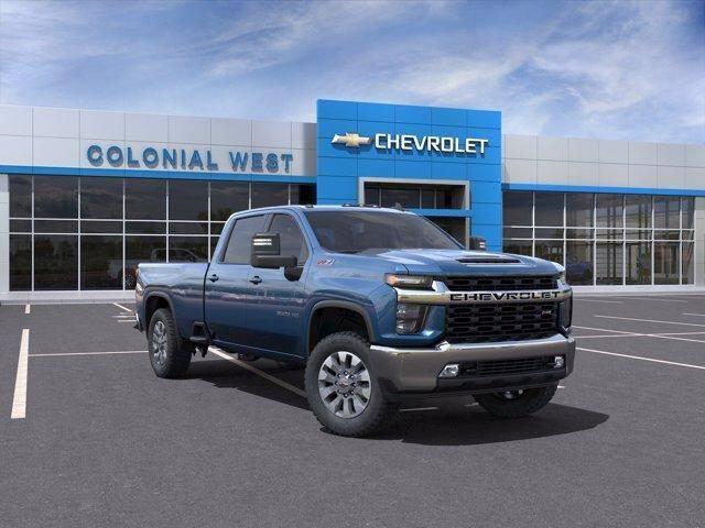2021 Chevrolet Silverado 3500HD