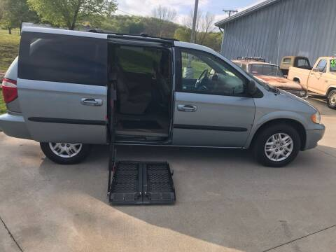 2003 Dodge Caravan for sale at HIGHWAY 12 MOTORSPORTS in Nashville TN