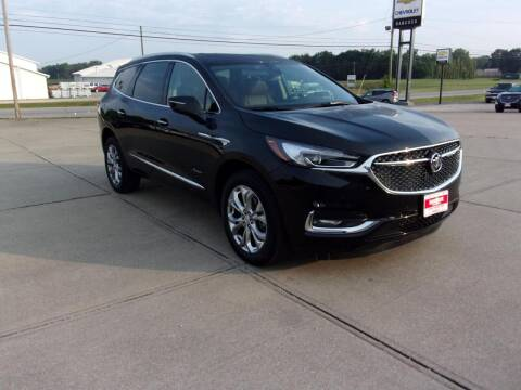 2020 Buick Enclave for sale at BABCOCK MOTORS INC in Orleans IN