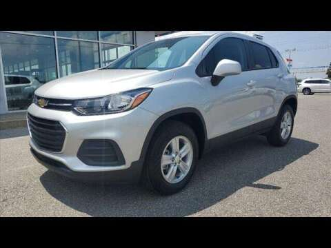2021 Chevrolet Trax for sale at Herman Jenkins Used Cars in Union City TN
