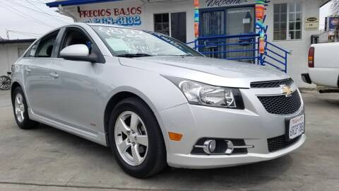 2011 Chevrolet Cruze for sale at Olympic Motors in Los Angeles CA