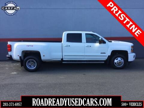 2016 Chevrolet Silverado 3500HD for sale at Road Ready Used Cars in Ansonia CT