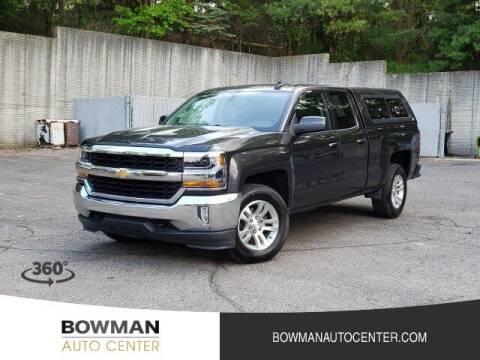 2016 Chevrolet Silverado 1500 for sale at Bowman Auto Center in Clarkston MI