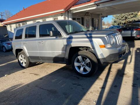 2014 Jeep Patriot for sale at STS Automotive in Denver CO