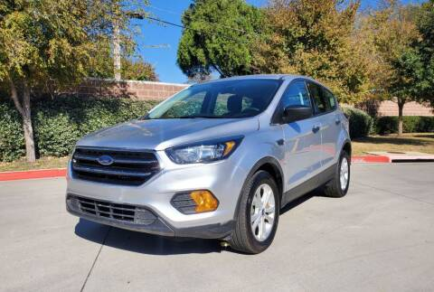 2019 Ford Escape for sale at International Auto Sales in Garland TX