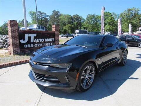 2016 Chevrolet Camaro for sale at J T Auto Group in Sanford NC