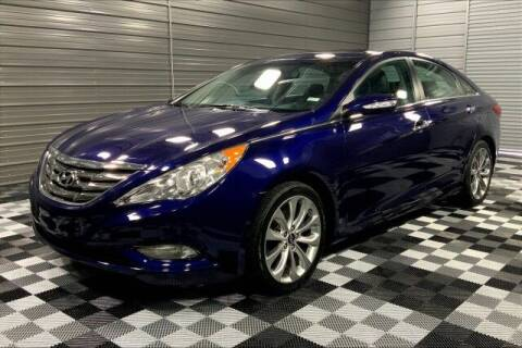 2013 Hyundai Sonata for sale at TRUST AUTO in Sykesville MD