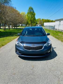 2014 Kia Forte for sale at Speed Auto Mall in Greensboro NC