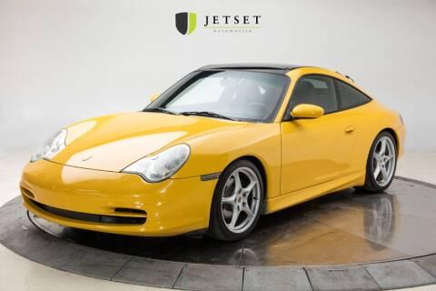 2003 Porsche 911 for sale at Jetset Automotive in Cedar Rapids IA