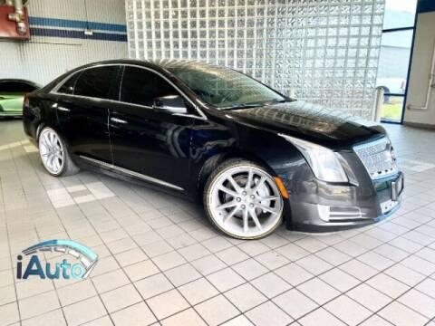 2013 Cadillac XTS for sale at iAuto in Cincinnati OH