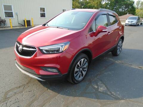 2017 Buick Encore for sale at Ritchie Auto Sales in Middlebury IN
