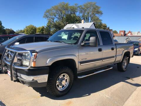 2003 Chevrolet Silverado 2500HD for sale at Spady Used Cars in Holdrege NE