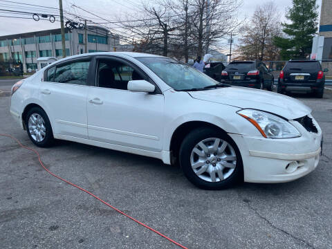 2012 Nissan Altima for sale at JerseyMotorsInc.com in Teterboro NJ