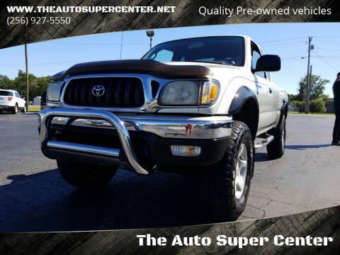 2001 Toyota Tacoma for sale at The Auto Super Center in Centre AL